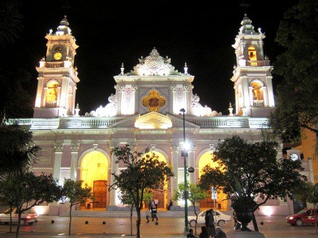 Кафедральный Собор, Сальта, Аргентина