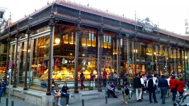 Рынок Сан Мигель, Мадрид