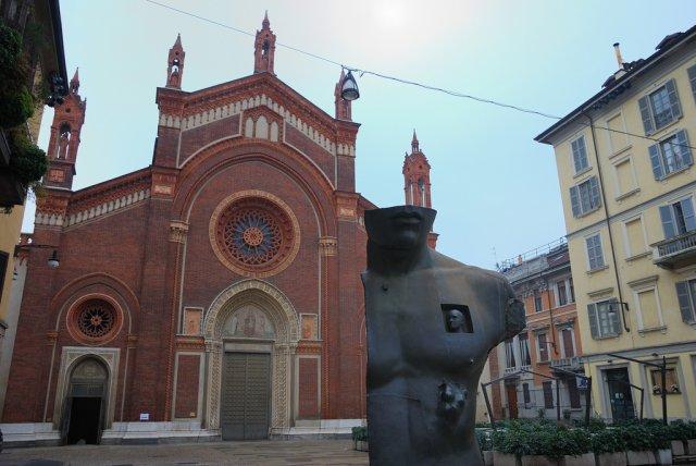 Церковь Санта-Мария-дель-Кармине, Милан