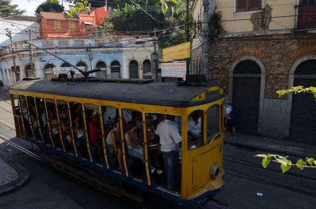 Район Санта-Тереза, Рио-де-Жанейро