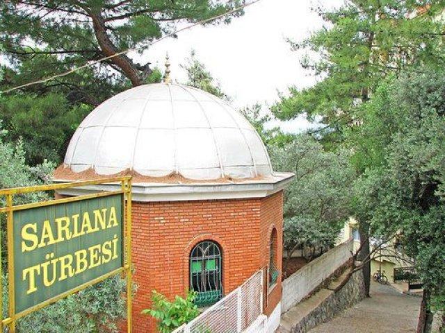 Гробница Сарианы, Мармарис