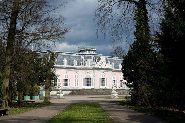 Дворец Бенрат, Дюссельдорф