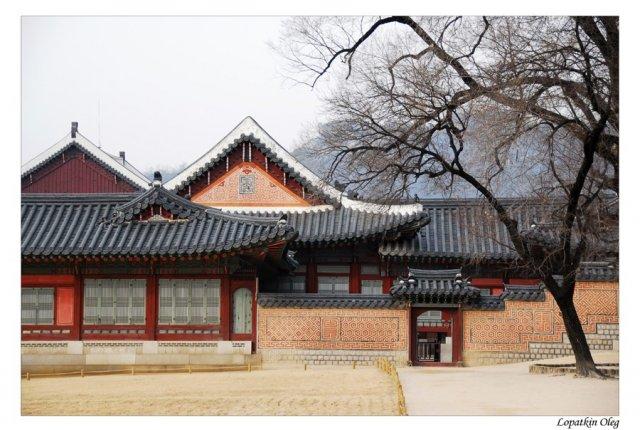 Фото исторических мест Сеула