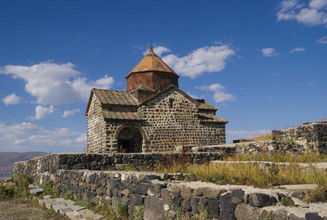 Монастырь Севанавнк, Армения