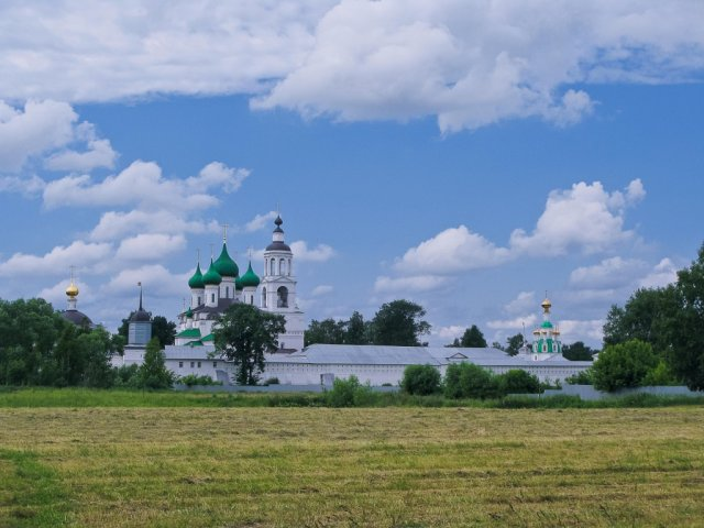 Свято-Введенский Толгский женский монастырь, Ярославль