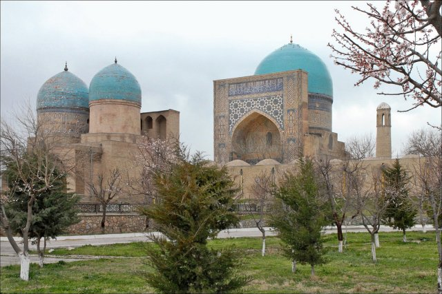 Шахрисабз, Узбекистан