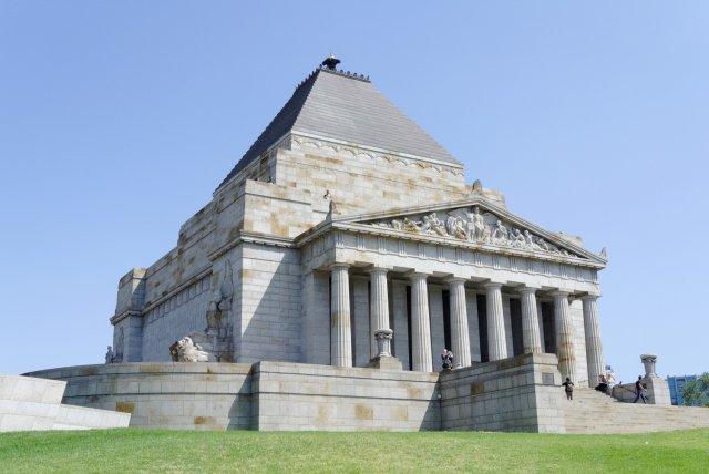 Монумент памяти, Мельбурн