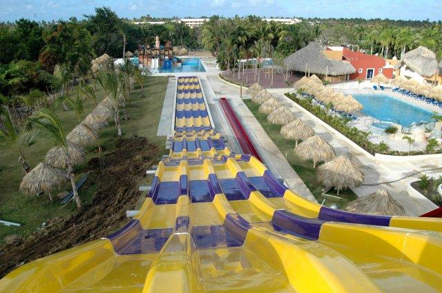 Аквапарк Sirenis Aquagames Punta Cana, Пунта-Кана
