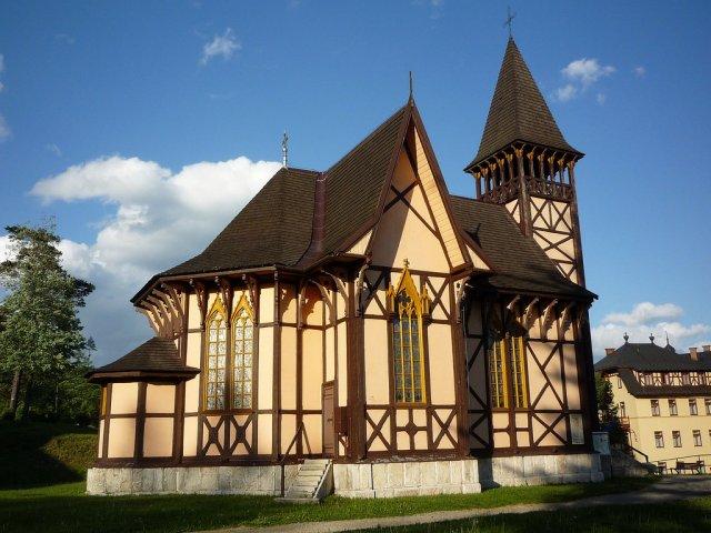 Смоковец, Словакия
