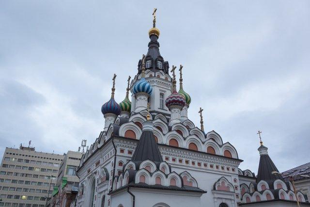Храм в честь иконы Божией Матери «Утоли мои печали», Саратов