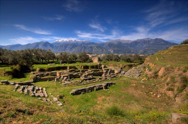 Спарта, Греция