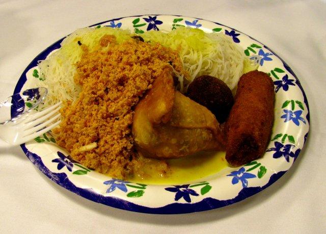 Блюдо Шри-Ланки