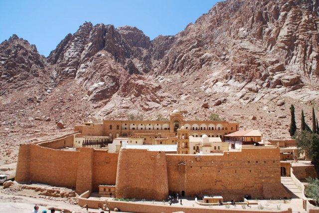 Монастырь Святой Екатерины, Египет