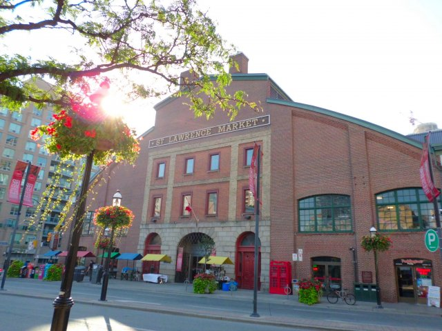 Рынок Святого Лаврентия, Торонто