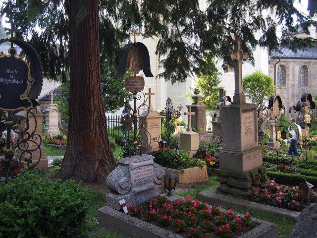 Кладбище Святого Петра, Зальцбург