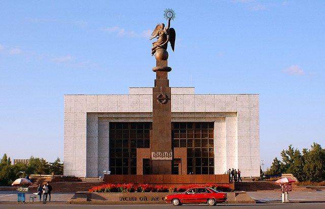 Государственный исторический музей, Бишкек