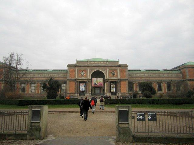 Государственный музей искусств, Копенгаген