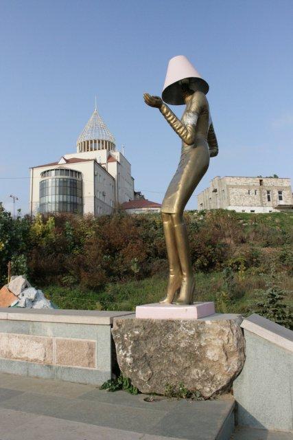 Степанакерт, Нагорно-Карабахская Республика