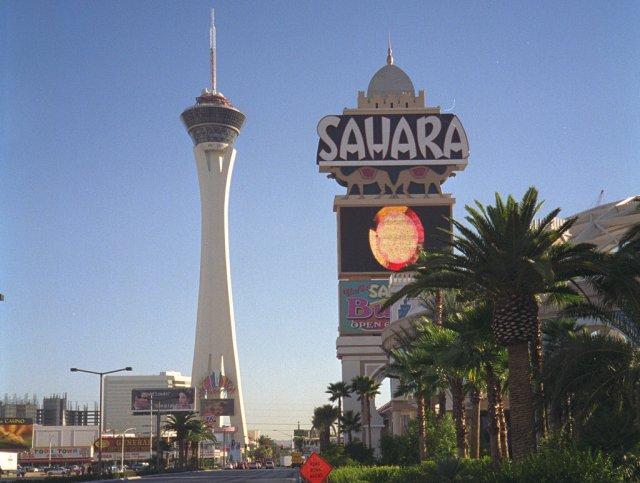Башня отеля Стратосфера, Лас-Вегас