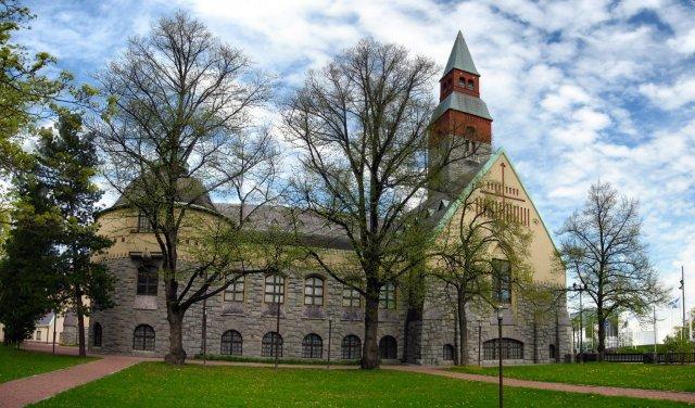 Национальный музей Финляндии, Хельсинки