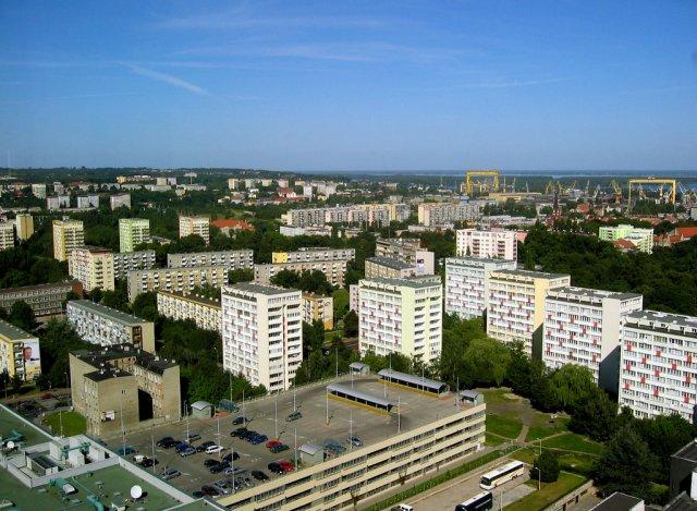 Щецин, Польша