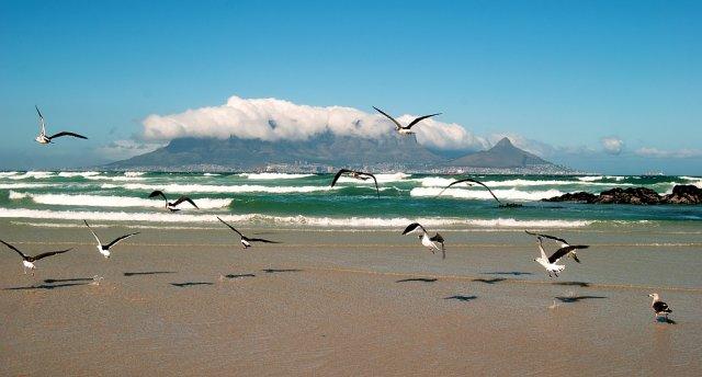 Столовая гора, Кейптаун