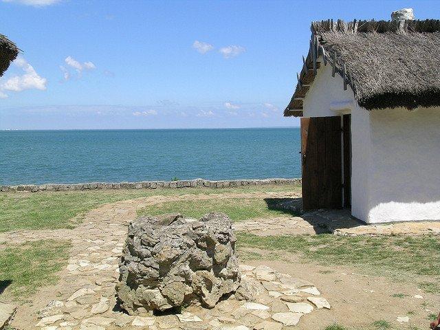 Тамань, музей Ломоносова