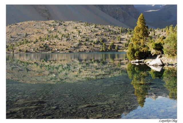 Озеро Алаудин