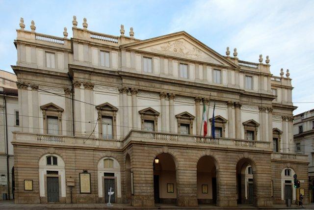 Театр Ла Скала, Милан