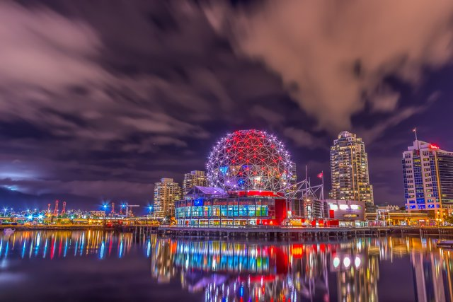 Музей Мир науки, Ванкувер