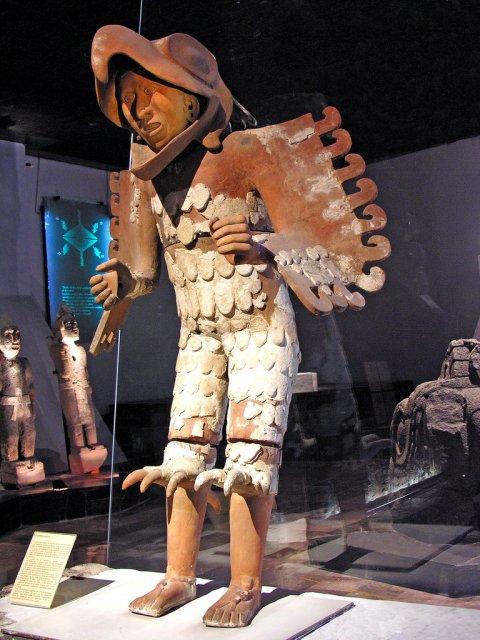 Музей Большого Храма Теночтитлана, Мексика