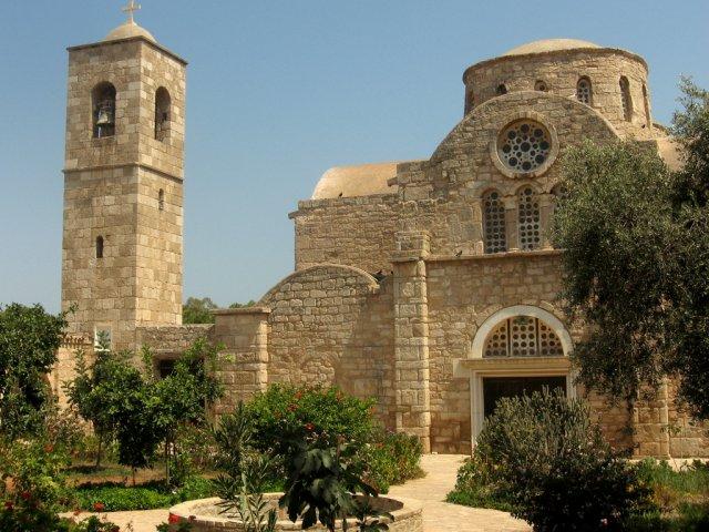 Монастырь Св. Варнавы, Кипр