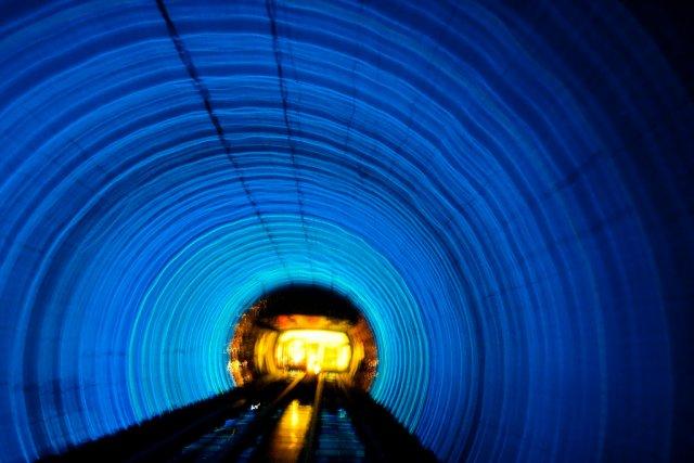 Шанхайский тоннель Бунд