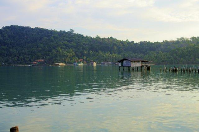 Рыбацкая деревня Bang Bao, Ко Чан