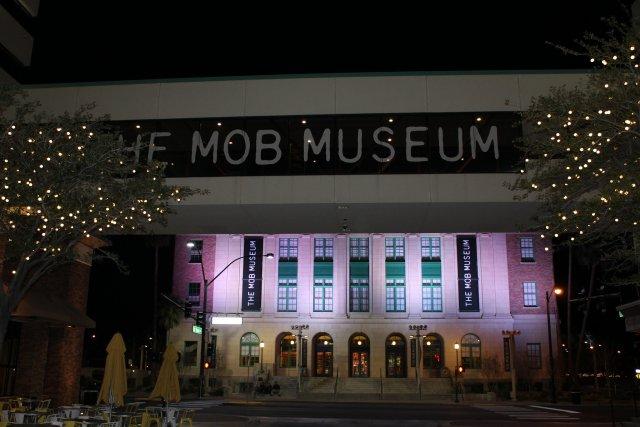 Музей мафии, Лас-Вегас