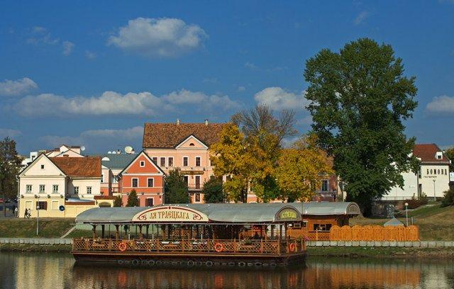 Троицкое предместье, Минск
