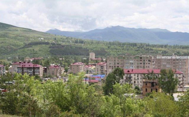 Цхинвал, Южная Осетия