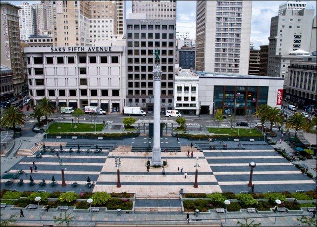 Площадь Юнион-сквер, Сан-Франциско