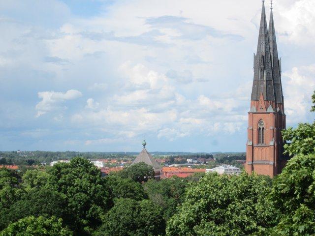Уппсала, Швеция