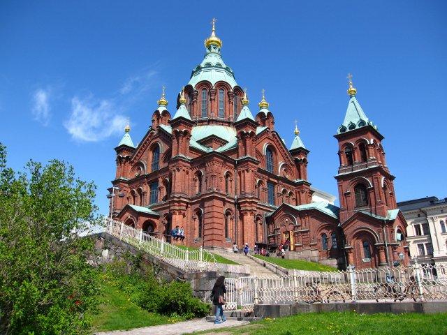 Успенский собор, Хельсинки