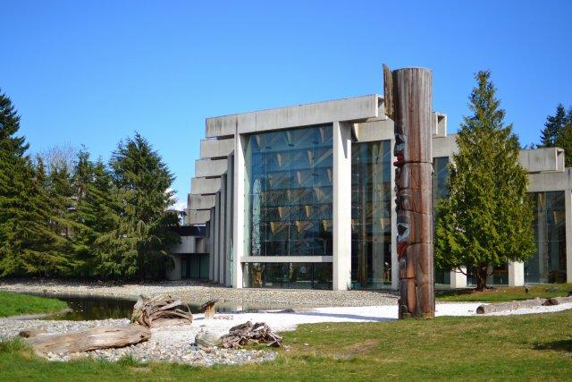 Музей антропологии, Ванкувер