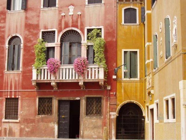 Венецианские балконы