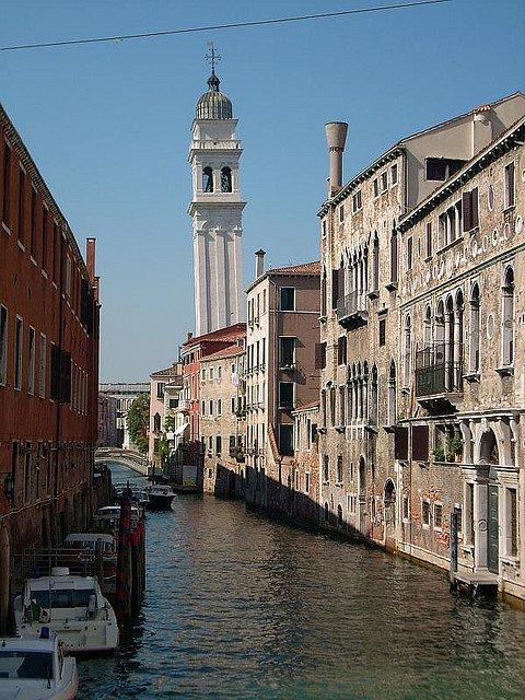 Каналы Венеции, Италия