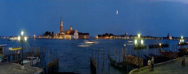 Первый день в Венеции, Италия
