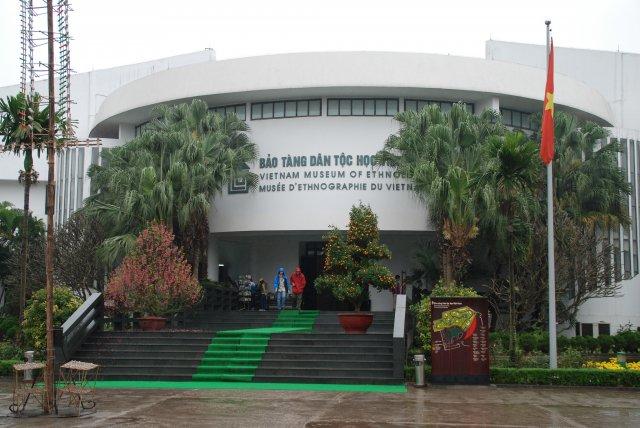 Вьетнамский музей этнологии, Ханой