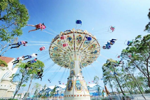 Парк развлечений Винперл Лэнд, Фукуок