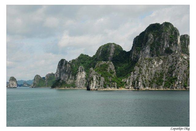 Отдых в Халонг Бэй, Вьетнам