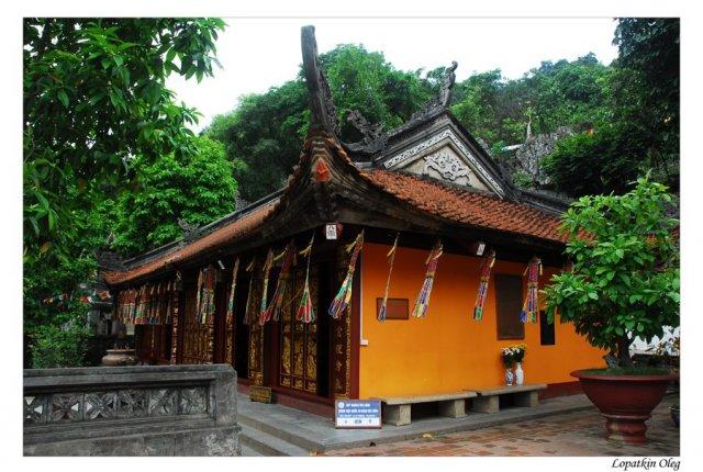 Фото, сделанные в районе буддистского монастыря