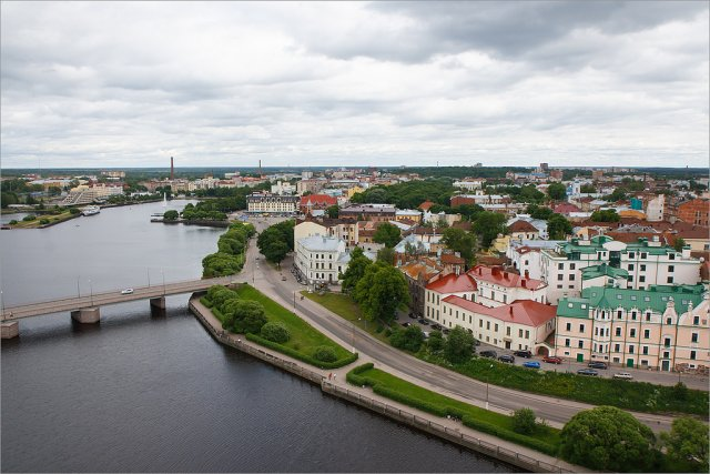 Выборг, Россия