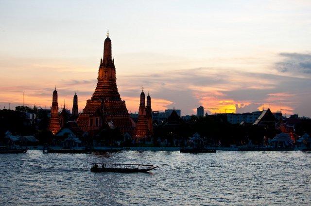 Храм Рассвета, Бангкок